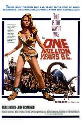 Постер Миллион лет до нашей эры