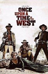 Постер Однажды на Диком Западе