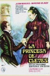 Постер Принцесса Клевская