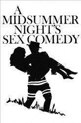 Постер Сексуальная комедия в летнюю ночь