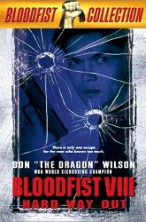 Постер Кровавый кулак-8: Обученный убивать