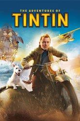Постер Приключения Тинтина: Тайна единорога