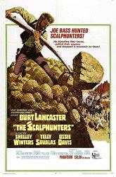 Постер Охотники за скальпами