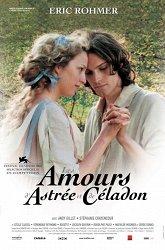Постер Любовный роман Астрей и Селадона
