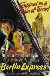 Постер Берлинский экспресс