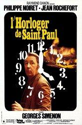 Постер Часовщик из Сен-Поля