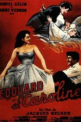 Постер Эдуар и Каролина