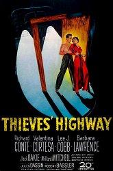 Постер Воровское шоссе