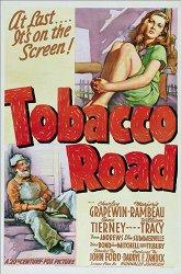 Постер Табачная дорога