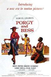 Постер Порги и Бесс