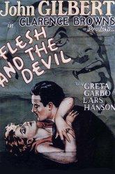 Постер Плоть и дьявол