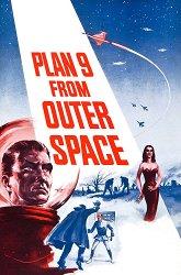 Постер План 9 из открытого космоса
