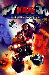 Постер Дети шпионов-3D: Игра окончена