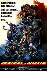 Постер Вожди Атлантиды