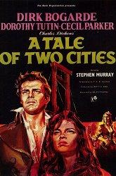 Постер Повесть о двух городах