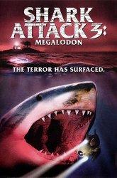 Постер Акулы-3: Мегалодон