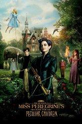 Постер Дом странных детей мисс Перегрин