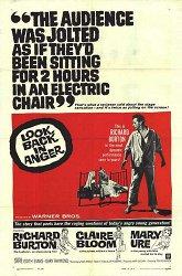 Постер Оглянись во гневе