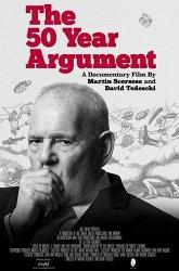 Постер The New York Review of Books: Спор длиною в полвека