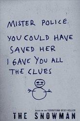 Постер Снеговик