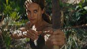 Tomb Raider: Лара Крофт — трейлер