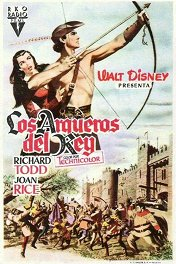 История Робина Гуда и его веселой компании / The Story of Robin Hood and His Merrie Men