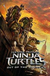 Черепашки-ниндзя-2 / Teenage Mutant Ninja Turtles: Out of the Shadows