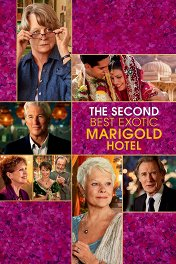 Отель «Мэриголд»: Заселение продолжается / The Second Best Exotic Marigold Hotel