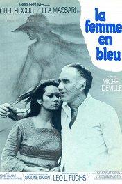 Женщина в синем / La femme en bleu