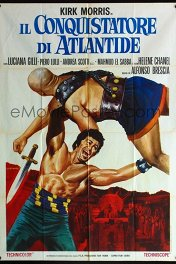 Покоритель Атлантиды / Il Conquistatore di Atlantide