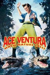 Эйс Вентура: Когда зовет природа / Ace Ventura: When Nature Calls