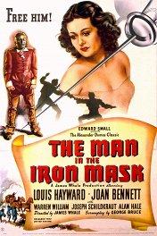 Человек в железной маске / The Man in the Iron Mask