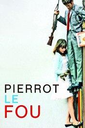 Безумный Пьеро / Pierrot le fou
