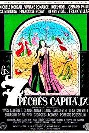 Семь смертных грехов / Les sept péchés capitaux
