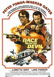 Постер Гонки с дьяволом
