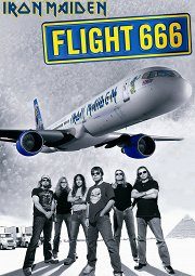 Постер Iron Maiden: Flight 666