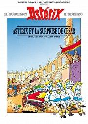 Постер Астерикс против Цезаря