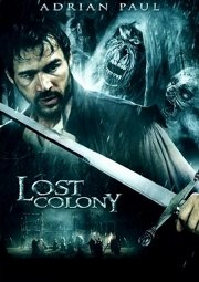 Постер Исчезнувшая колония