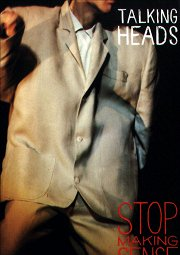 Постер Stop Making Sense