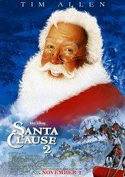 Постер Санта-Клаус-2