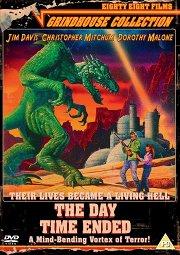 Постер День, когда время закончилось