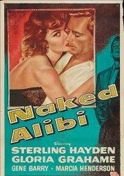 Постер Очевидное алиби