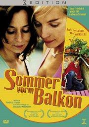 Постер Лето на балконе