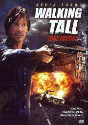 Постер Широко шагая: Правосудие в одиночку