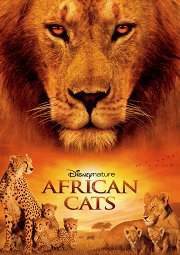 Постер Африканские кошки: Королевство смелых