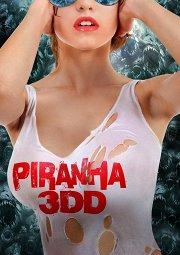 Постер Пираньи 3DD