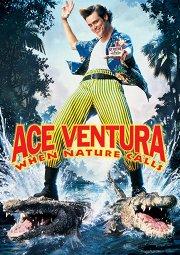 Постер Эйс Вентура: Когда зовет природа