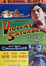 Постер Жестокая суббота
