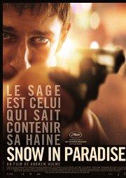 Постер Снег в раю