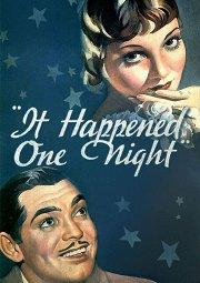 Постер Это случилось однажды ночью